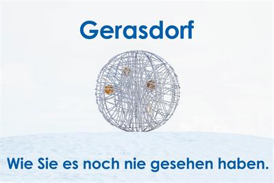Gerasdorf - Kreisverkehr - Kugelrund
