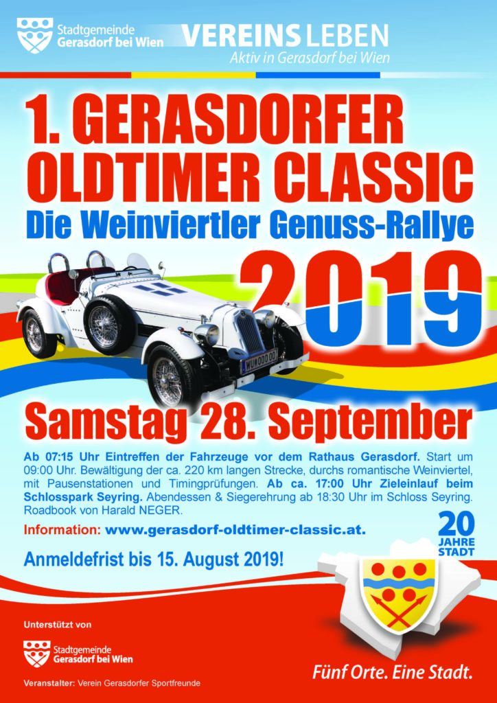 Gerasdorfer Oldtimer Classic 2019